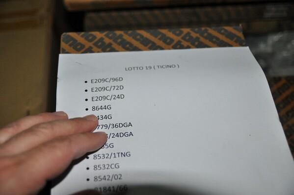 19#6136 Lamiere a pannello in vendita - foto 2