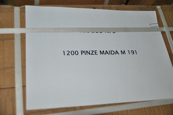 2#6136 Pinza Maida M191 in vendita - foto 2