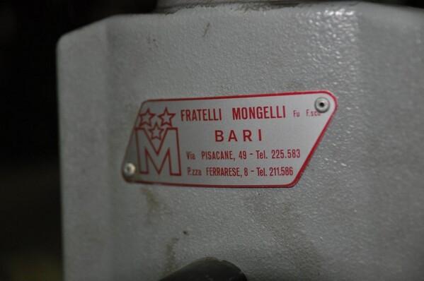 33#6136 Rastrelliera porta bobine Nicoletti e Bilancia Mongelli in vendita - foto 4
