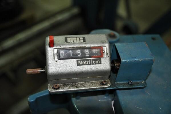 33#6136 Rastrelliera porta bobine Nicoletti e Bilancia Mongelli in vendita - foto 15