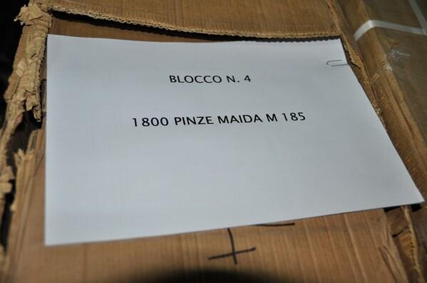 4#6136 Pinza Maida M185 in vendita - foto 2