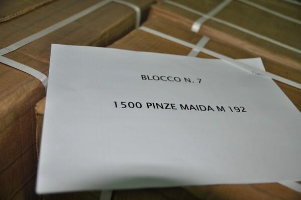 7#6136 Pinza Maida M192 in vendita - foto 2