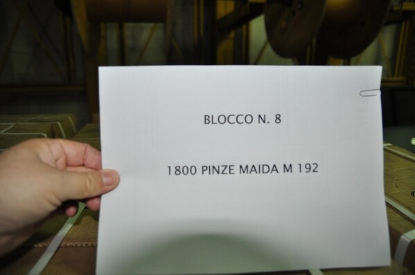 8#6136 Pinza Maida M192 in vendita - foto 2