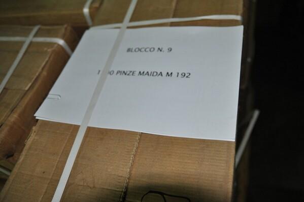 9#6136 Pinza Maida M192 in vendita - foto 2