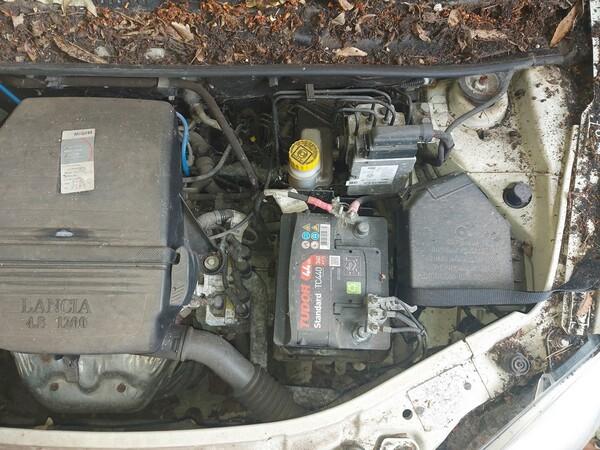 1#6137 Autovettura Lancia Ypsilon in vendita - foto 17