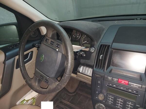 2#6137 Autovettura Land Rover Freelander in vendita - foto 11