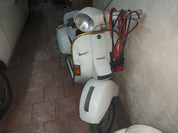 3#6137 Motociclo Vespa in vendita - foto 1