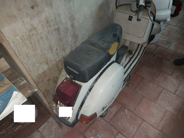 3#6137 Motociclo Vespa in vendita - foto 3