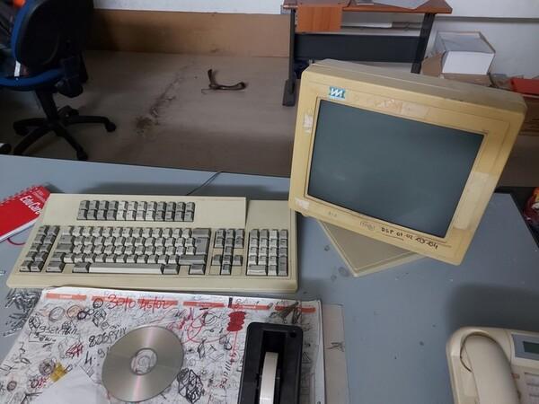 1#6138 Arredi ed attrezzature da ufficio in vendita - foto 36