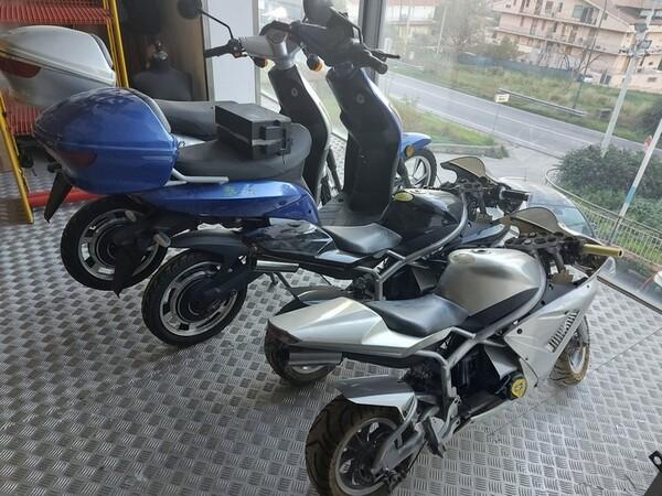 2#6138 Ciclomotori elettrici Swift e minimoto in vendita - foto 1