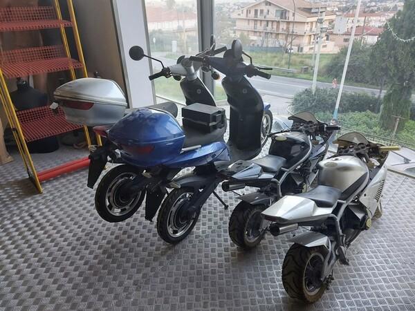 2#6138 Ciclomotori elettrici Swift e minimoto in vendita - foto 8