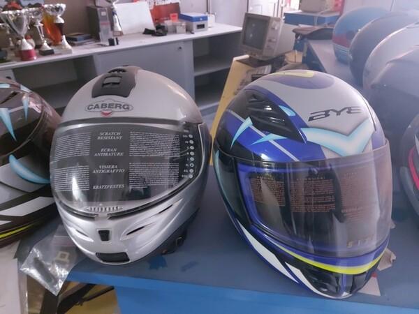 3#6138 Caschi per moto scooter e motocross in vendita - foto 7