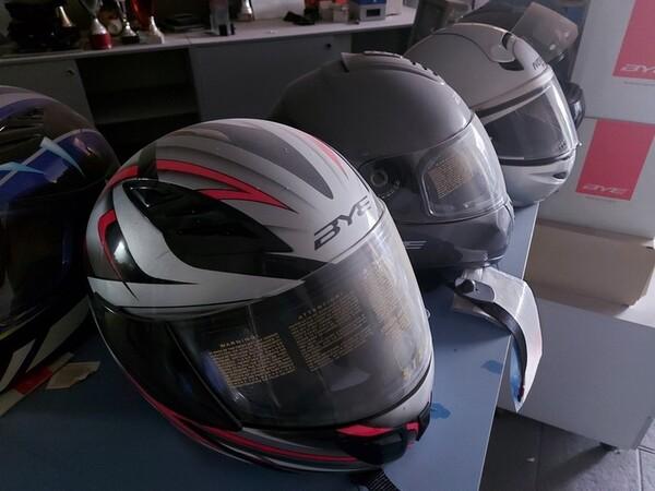 3#6138 Caschi per moto scooter e motocross in vendita - foto 8