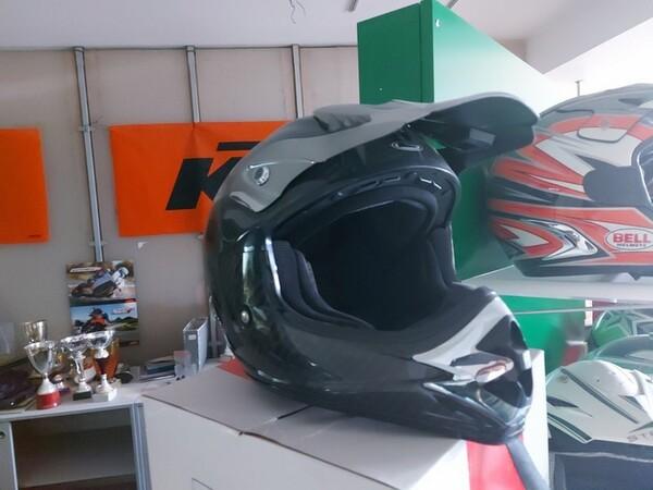 3#6138 Caschi per moto scooter e motocross in vendita - foto 9
