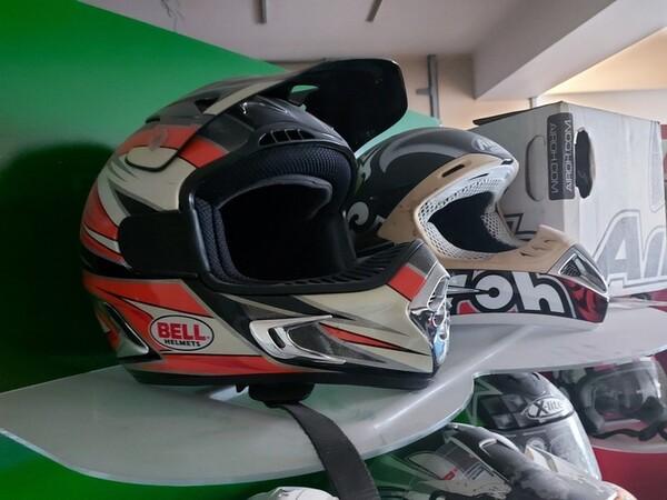 3#6138 Caschi per moto scooter e motocross in vendita - foto 10