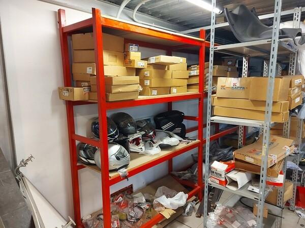 4#6138 Ricambi e accessori per moto Ferodo e Yamaha in vendita - foto 6