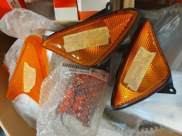 4#6138 Ricambi e accessori per moto Ferodo e Yamaha in vendita - foto 17