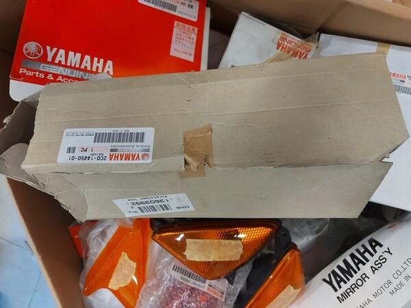 4#6138 Ricambi e accessori per moto Ferodo e Yamaha in vendita - foto 19