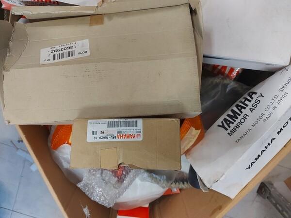 4#6138 Ricambi e accessori per moto Ferodo e Yamaha in vendita - foto 20