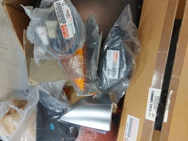 4#6138 Ricambi e accessori per moto Ferodo e Yamaha in vendita - foto 25
