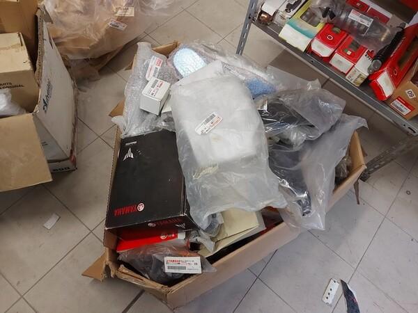 4#6138 Ricambi e accessori per moto Ferodo e Yamaha in vendita - foto 49