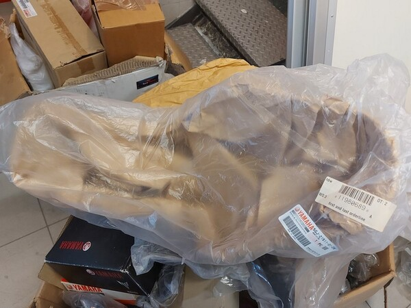 4#6138 Ricambi e accessori per moto Ferodo e Yamaha in vendita - foto 51