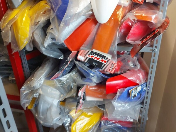 4#6138 Ricambi e accessori per moto Ferodo e Yamaha in vendita - foto 70