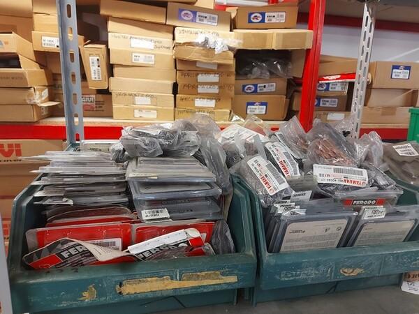 4#6138 Ricambi e accessori per moto Ferodo e Yamaha in vendita - foto 89