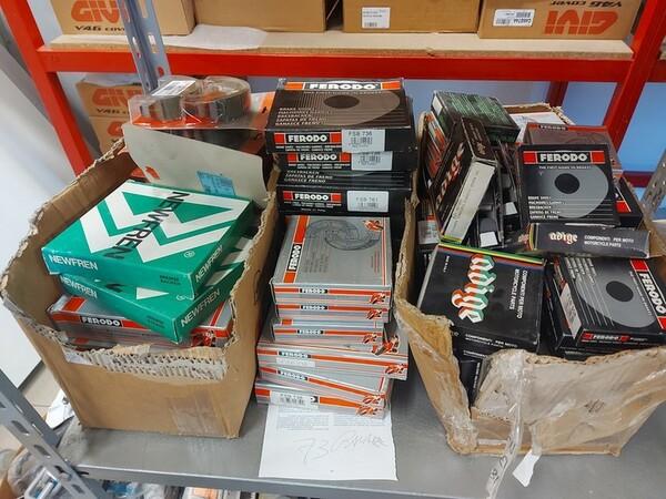 4#6138 Ricambi e accessori per moto Ferodo e Yamaha in vendita - foto 102