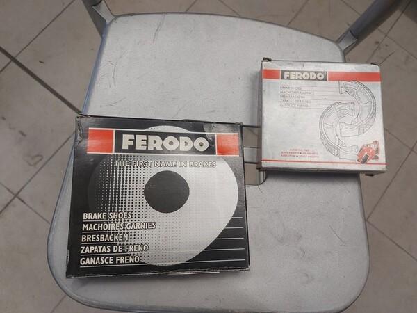 4#6138 Ricambi e accessori per moto Ferodo e Yamaha in vendita - foto 103