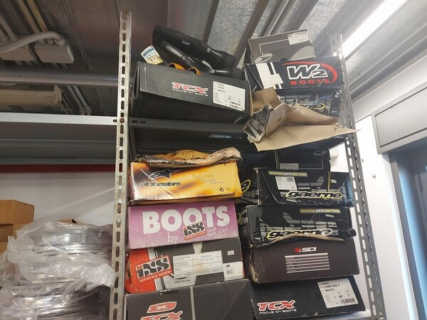 4#6138 Ricambi e accessori per moto Ferodo e Yamaha in vendita - foto 148