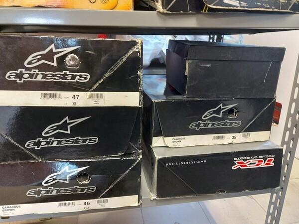 4#6138 Ricambi e accessori per moto Ferodo e Yamaha in vendita - foto 162