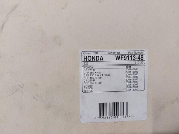 4#6138 Ricambi e accessori per moto Ferodo e Yamaha in vendita - foto 165