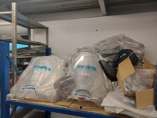 4#6138 Ricambi e accessori per moto Ferodo e Yamaha in vendita - foto 186
