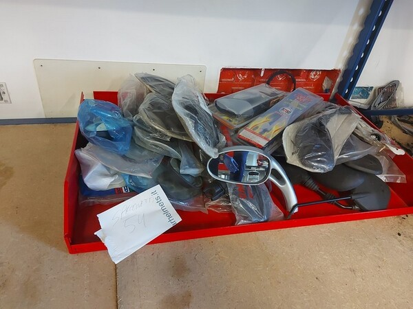 4#6138 Ricambi e accessori per moto Ferodo e Yamaha in vendita - foto 208