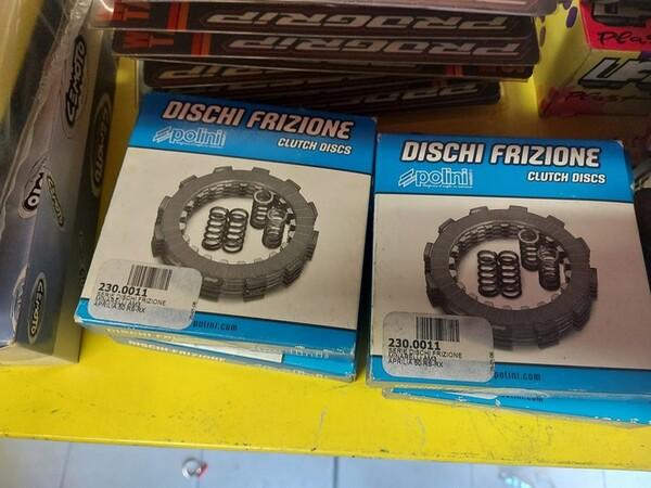 4#6138 Ricambi e accessori per moto Ferodo e Yamaha in vendita - foto 214