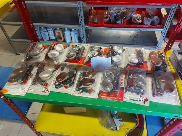 4#6138 Ricambi e accessori per moto Ferodo e Yamaha in vendita - foto 224