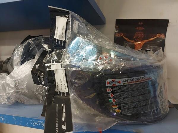 4#6138 Ricambi e accessori per moto Ferodo e Yamaha in vendita - foto 238