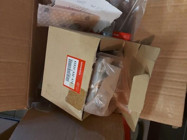4#6138 Ricambi e accessori per moto Ferodo e Yamaha in vendita - foto 255