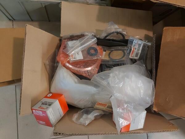 4#6138 Ricambi e accessori per moto Ferodo e Yamaha in vendita - foto 260