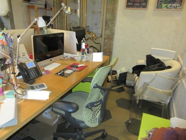 1#6140 Arredamento da ufficio in vendita - foto 9
