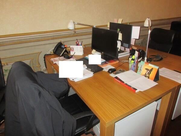1#6140 Arredamento da ufficio in vendita - foto 17