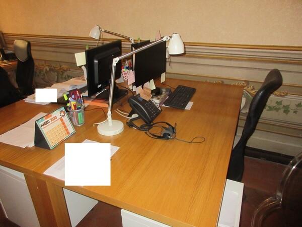 1#6140 Arredamento da ufficio in vendita - foto 18