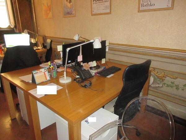 1#6140 Arredamento da ufficio in vendita - foto 23