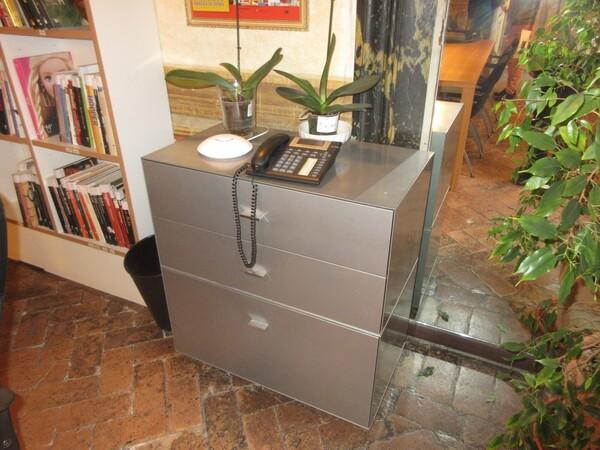 1#6140 Arredamento da ufficio in vendita - foto 27