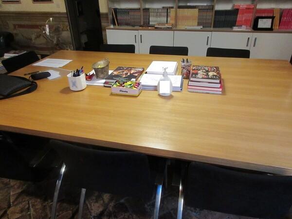 1#6140 Arredamento da ufficio in vendita - foto 28