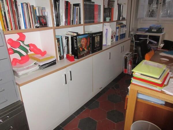 1#6140 Arredamento da ufficio in vendita - foto 33