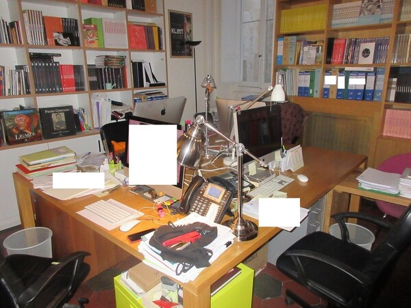 1#6140 Arredamento da ufficio in vendita - foto 35