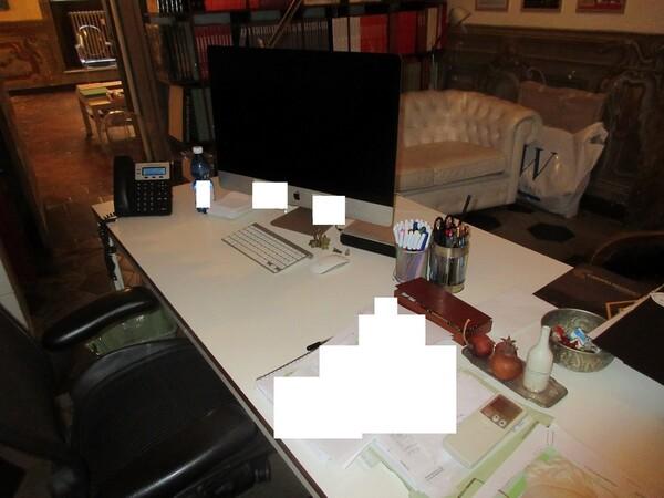 1#6140 Arredamento da ufficio in vendita - foto 61