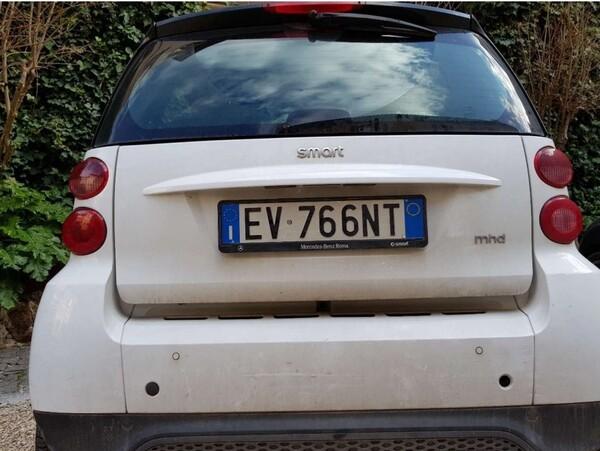 5#6140 Autovettura Smart in vendita - foto 1